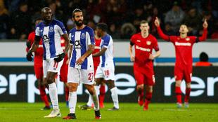 Porto cayó en casa de Leverkusen en la ida de los dieciseisavos de...