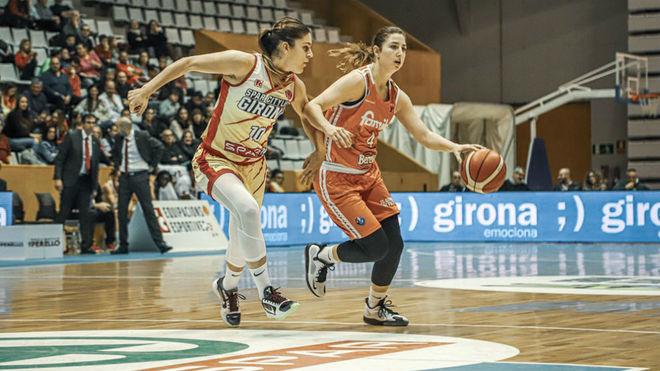 Marta Xargay defiende a otra internacional española como Leonor...