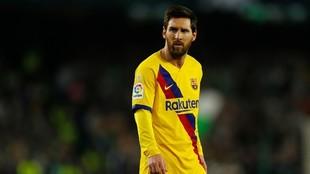 Messi habría sido investigado en Argentina.