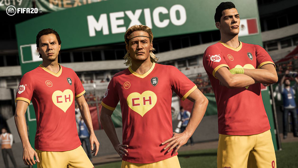 FIFA 20 rinde homenaje al Chapulín Colorado
