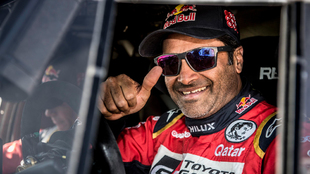 Nasser Al-Attiyah Qatar Rally 2020