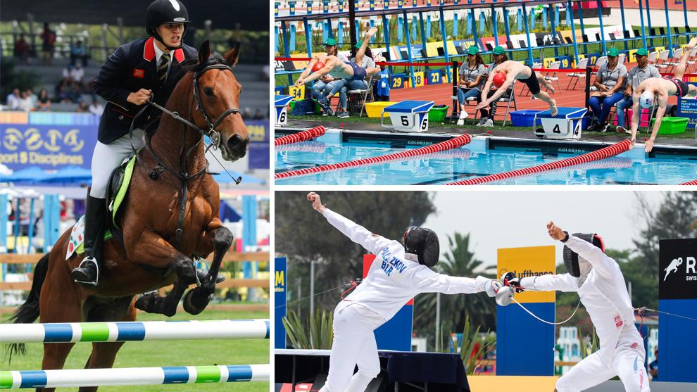 Juegos Tokyo 2020 Mexico Sede Del Campeonato Mundial De Pentatlon Moderno Por Coronavirus En China Marca Claro Mexico