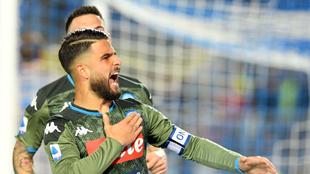 Napoli ganó y recuperó terreno en la tabla de la Serie A.