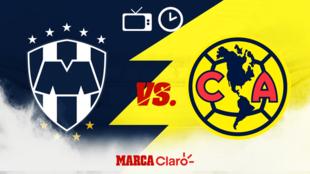 Monterrey vs América: Horario y dónde ver