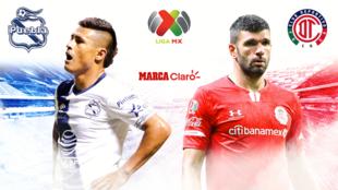 Horario y canales de TV para ver hoy en vivo y en directo el Puebla vs...