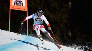 Día de alegría para el esquí suizo con la segunda victoria...