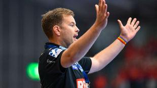 El entrenador Andresson, destituido