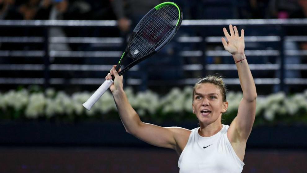 Tenis: Halep gana en Dubai su primer título después de Wimbledon | Marca.com