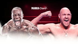 Pelea de boxeo hoy sábado: Deontay Wilder vs Tyson Fury II en vivo y...