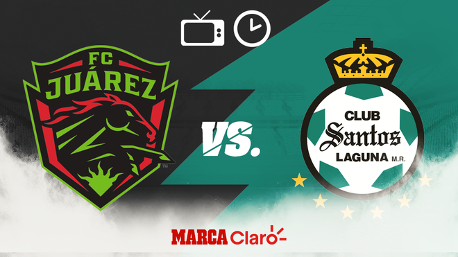 Partidos de la Liga Mx para hoy: FC Juarez vs Santos en vivo