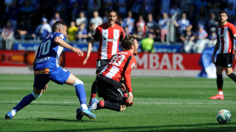 """Athletic: Dani Garca: """"There are many games with this referee and there is nothing that can be understood"""""""