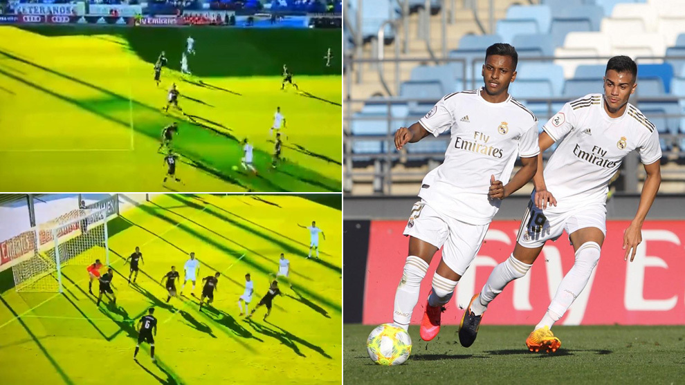 Real Madrid: Reinier-Rodrygo connection shines in first outing