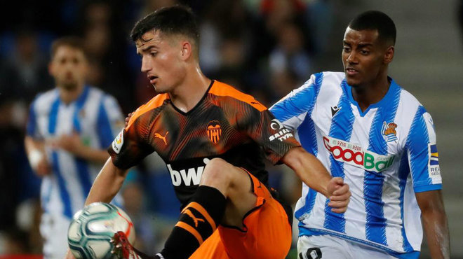Valencia: Valencia starlet Guillamon could join Barcelona on a free transfer