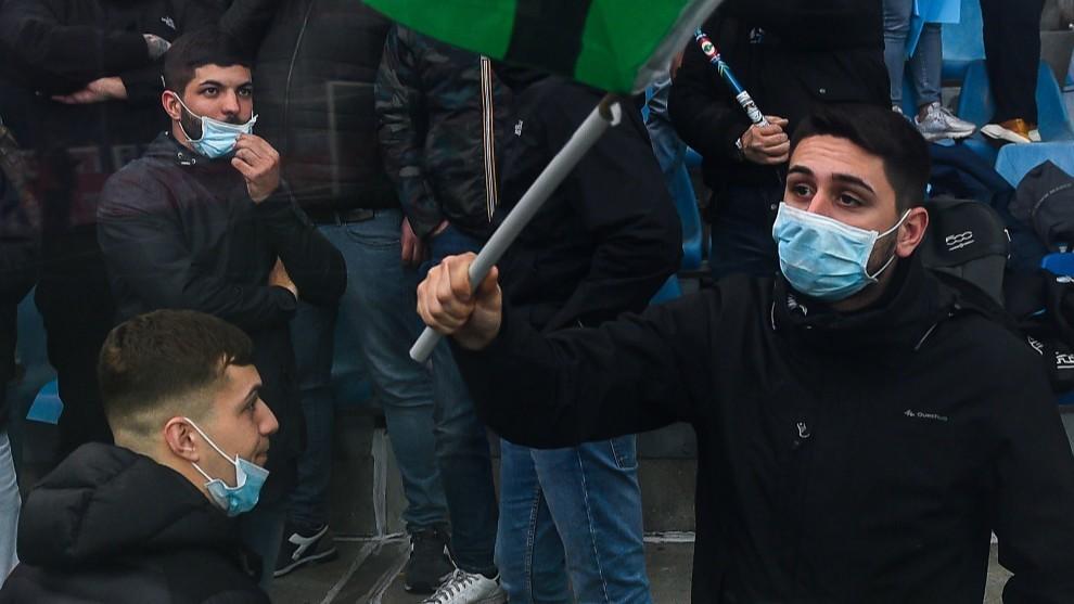 Resultado de imagen para coronavirus futbol italiano