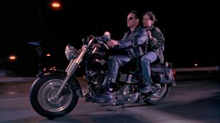 Escena de la película Terminator 2