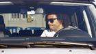 Marcelo, en su coche