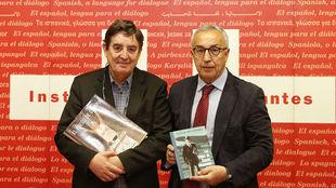 Luis Manuel García y Alejandro Blanco.