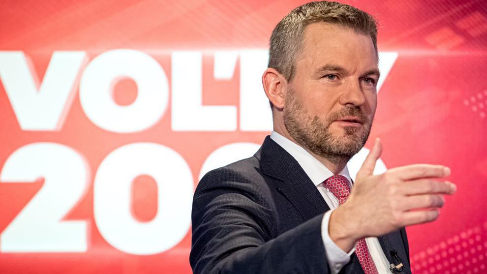 El primer ministro eslovaco Pellegrini, ingresado por una infección respiratoria aguda