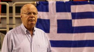 Giorgos Vassilakopoulos, presidente de la Federación Griega de...