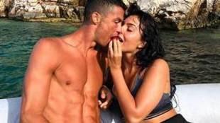 Cristiano Ronaldo y Georgina Rodríguez están en su mejor momento