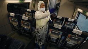 Los muertos por coronavirus ascienden a más de 2.600 muertos en todo...