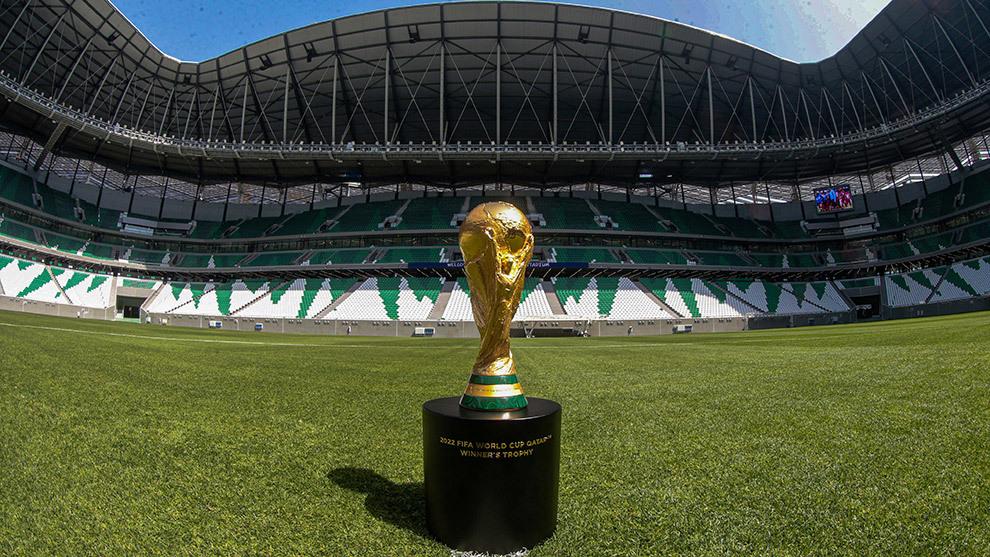 Trofeo del Mundial de Qatar 2022