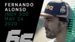 Oficial: Alonso correrá con McLaren en la Indy 500 2020