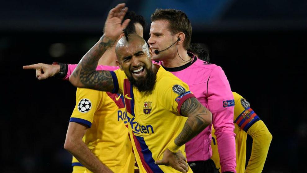 Busquets dan Vidal Keluar, Messi dan Griezmann Jangan Nakal