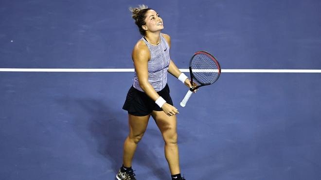 Renata Zarazúa avanza a cuartos de final del Abierto Mexicano de Tenis