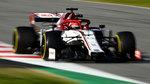Kubica inesperado primero, asoma Red Bull, Carlos Sainz es octavo