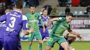 Imagen del Becerril-Real Sociedad de Copa del Rey