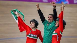 Los pedalistas consiguieron una plaza para México en Tokyo 2020