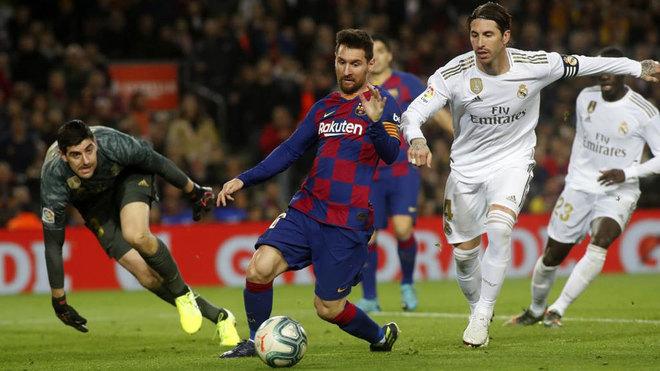 Ramos: Messi dunyoning eng yaxshi futbolchilaridan biri. Men uni xurmat qilaman