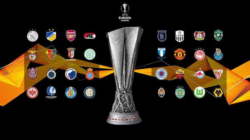 Europa League: Dieciseisavos de la Europa League, la vuelta en directo: Arsenal, United, Inter, Roma... | Marca.com