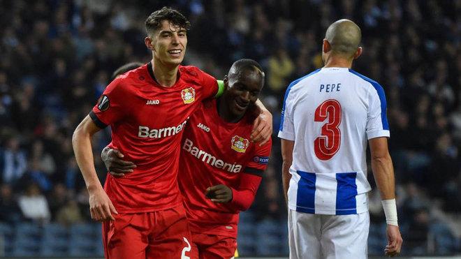 Europa League: El Bayer Leverkusen se carga al Oporto - Europa League