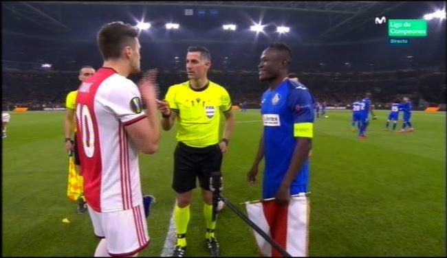Ajax - Getafe, en directo - Europa League | Marca.com