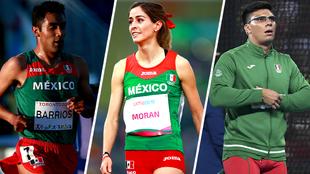 Juan Luis Barrios, Paola Morán y Diego del Real, aún buscan su...