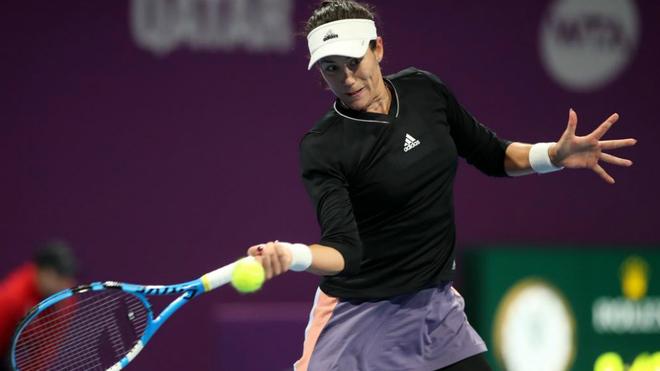 Barty frena a una combativa Muguruza en los cuartos de Doha | Marca.com