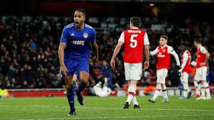 Arsenal es eliminado en su propia casa.