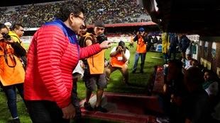 Fidel Kuri Grajales, propietario del Club Veracruz.