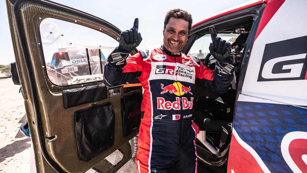 Nasser Al-Attiyah Rally de Qatar 2020
