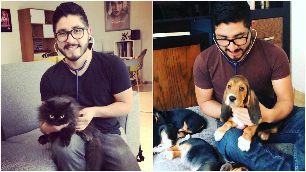 Eduardo Carreola, médico veterinario nos habla del coronavirus en...