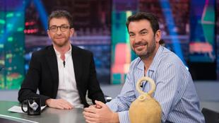 Arturo Valls recibió una reprimenda de Pablo Motos en 'El Hormiguero'