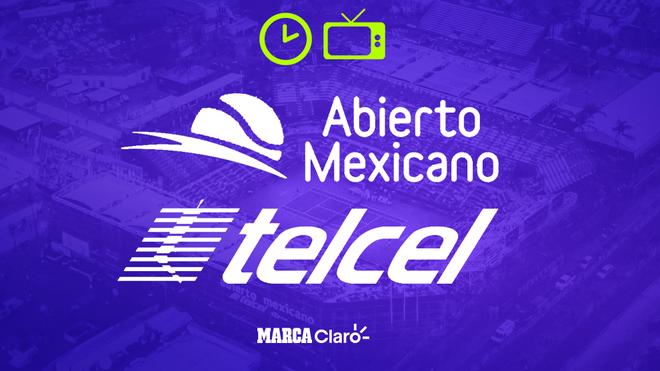 Cómo ver en vivo la final del Abierto Mexicano de Tenis 2020.