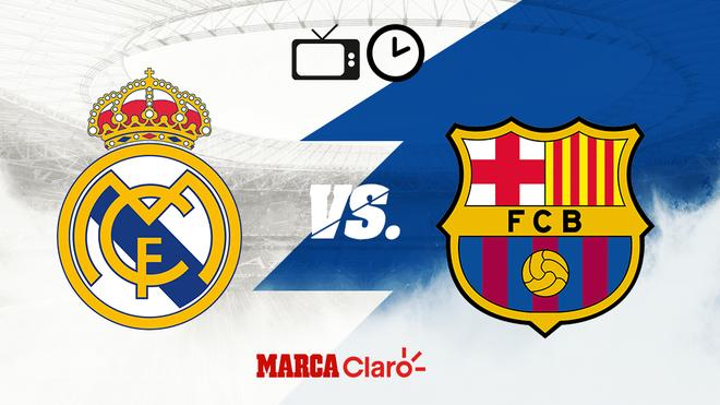 vena Recordar Carrera  LaLiga: Real Madrid vs Barcelona: Resultados del clásico Español | MARCA  Claro México
