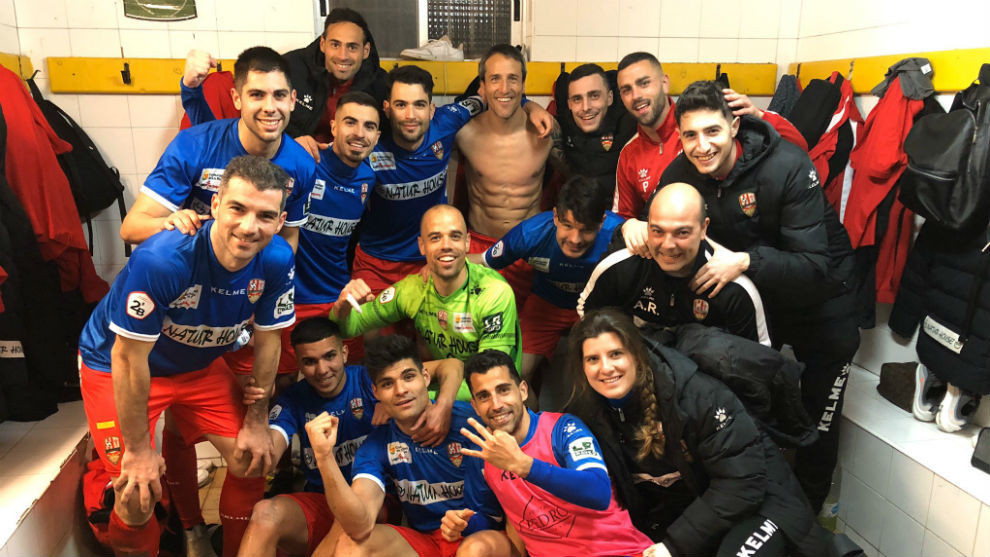 La UD Logroñés ya le saca 18 puntos al quinto y la Cultural no levanta cabeza