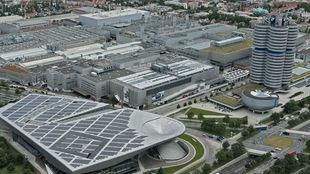 La sede de BMW en Múnich.