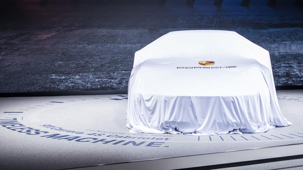 Salón del Automóvil de Ginebra 2020
