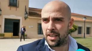 Luis Oliver Sierra, el reciente nuevo presidente del club de...