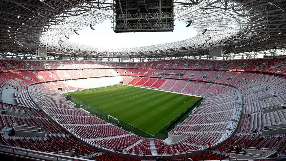 El Arena de Budapest acogerá la final de la Europa League 2022